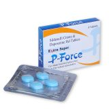 Super P-Force for a fuller and longer lasting erection
