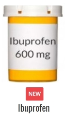 Pain relief, Sciatic pain, back pain, neck pain Ibuprofen is taken to reduce inflation caused by acute and chronic inflammation. Ibuprofen reduces pain and relieve symptoms of inflammation.