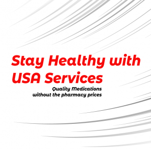 Stay Healthy with USA Services